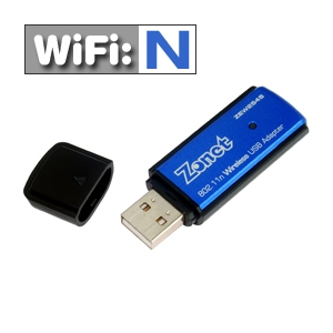 Zonet ZEW2545 802.11n Wireless USB Adapter
