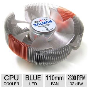 Zalman CNPS7500-ALCU LED CPU Cooler