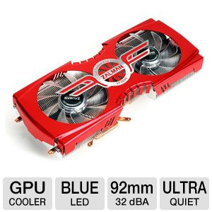 Zalman VF3000A Video Card Cooler for ATI Radeon HD