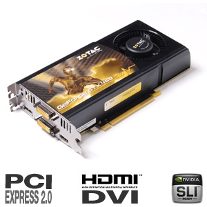 Zotac GeForce GTX 460 1GB GDDR5 PCIe SLI Ready