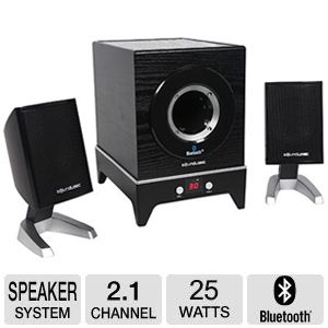 Sound Logic 2.1 Wireless Speaker System