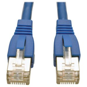 Tripp-Lite Augmented Cat6a Shielded Patch Cable N2