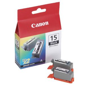 Canon BCI-15 Black Ink Tank