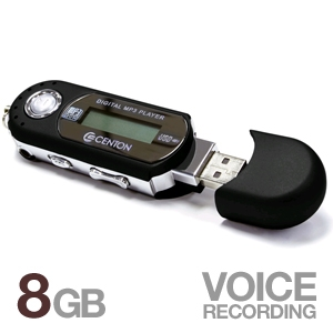 Centon moVex 8GB MP3 Player