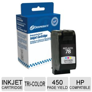 Dataproducts HP 78 InkJet Cartridge � 5220750