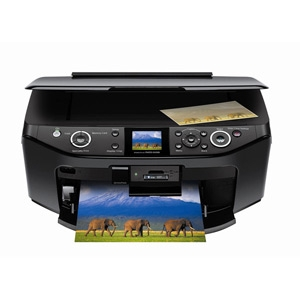 Epson Stylus RX595 Color Inkjet All-in-One Printer