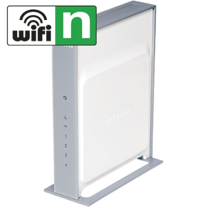Netgear WNR834B RangeMax NEXT Wireless N Router
