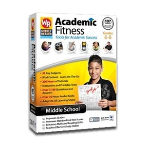 Weekly Reader Academic Fitness for Middle School