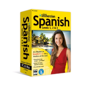 Topics Instant Immersion Spanish Levels 1, 2 ,3