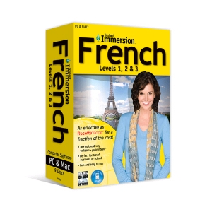 Topics Instant Immersion French Levels 1, 2 ,3