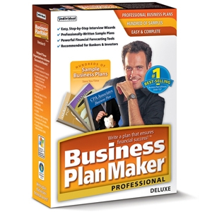 Individual Software Business PlanMaker Professiona