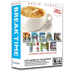 On Hand Brain Games Break Time