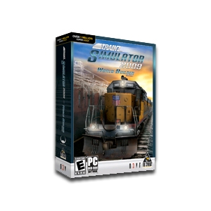 Tri Synergy Trainz Simulator 2009 - World Builder