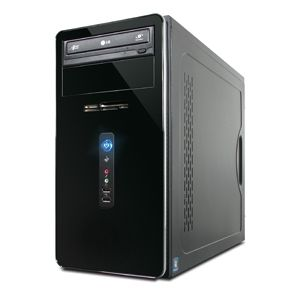 MSI H61 Intel Core i3 Barebone PC