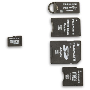Wintec 8GB Micro SDHC Flash Card