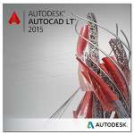 Autodesk AutoCAD LT 2015 - Upgrade License, 1 Seat, Upgrade From Previous Version, Commercial, DVD - Windows, Autodesk G2- 057G1-G25411-4001