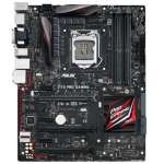 ASUS Z170 PRO GAMINGMotherboard - ATX, LGA1151 Socket, Z170, USB 3.0, USB 3.1, USB-C, Gigabit LAN, Onboard graphics (CPU required), HD Audio (8-channel) - Z170 PRO GAMING