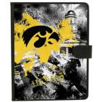 US Digital Media USDI Iowa Hawkeyes PD Spirit Alpha case -  For iPad Air, Artwork by Paulson Designs, Stylish, Attractive, Magnetic Latch, Folio Pockets - C87A8G