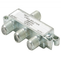Steren 200-203 3-Way 900 MHz F Mini-Splitter
