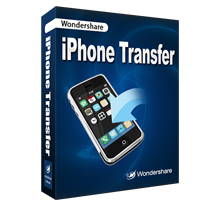 WONDERSHARE IPHONE TRANSFER