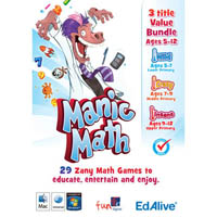 Manic Math Totally Mental Bundle (Mac)