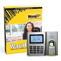 Wasp WaspTime Standard Biometric Time And Attendance System