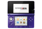 3DS HARDWARE MIDNIGHT PURPLE