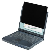 "3M PF12.1WIDESCREEN Privacy Filter - for 12.1"" Widescreen Notebook and LCD Monitors"