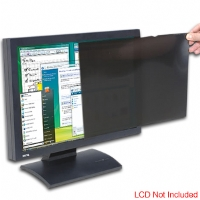 "3M PF20.1W Privacy Filter For 20"" Widescreen  LCD Monitors"