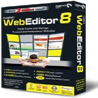NAMO WEBEDITOR 8 ENGLISH ESD FULL