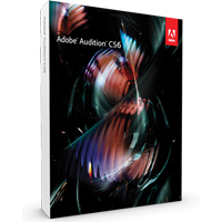 ADOBE AUDITION CS6 (MAC)