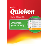 Quicken 2014 Starter Edition