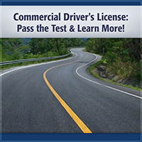 COMMERCIAL DRIVER LICENSE TEST PREP AUDIOBOOK