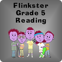 FLINKSTER GRADE 5 READING FOR WINDOWS