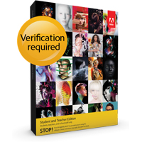 ADOBE CREATIVE SUITE 6 MASTER COLLECTION - STUDENT