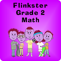 FLINKSTER GRADE 2 MATH FOR MACINTOSH