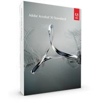 ADOBE ACROBAT XI STANDARD