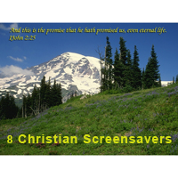 8 CHRISTIAN SCREENSAVERS