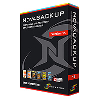 NOVABACKUP BUSINESS ESSENTIALS V14.1 WITH SUPPORT