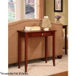 DHP Rosewood Console Table - 5139096