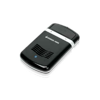 Iogear GBHFK231 Solar Bluetooth Hands-Free Car Kit - Micro-USB cable, 11-13 hours Talk time per full charge, Multi-point connection