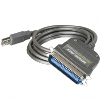 Iogear - GUC1284B - USB to Parallel IEEE1284 Printer Adapter