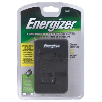 Energizer ERCHW2GRN Camcorder Battery Charger - Compatible for Sony and JVC Camcorders