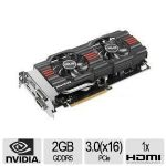 Asus GeForce GTX 660 2GB GDDR5 Video Card