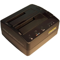 Aleratec 350107 HDD Copy Cruiser Mini Hard Disk Drive Duplicator 