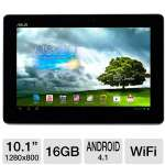 "ASUS MeMO Pad Smart Tablet - Android 4.1 Jelly Bean, NVIDIA Tegra 3 1.2GHz, 1GB DDR3, 16GB Flash Storage, 10.1"" Multi-Touch Screen, Dual Webcams, Pink (ME301T-A1-PK)"