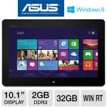 "ASUS TF600T-B1-GR Tablet - NVIDIA Tegra 3 1.3GHz, 2GB DDR3, 32GB Storage, 10.1"" Multi-Touch, Windows 8 RT (w/ Office), Wi-Fi, Gray"