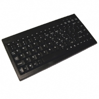 Adesso Mini USB Keyboard (Black)