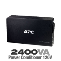 APC C2C Wall-mount Power Filter - 2 Outlet, AV, C-Type, 120V
