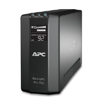APC Back UPS RS BR700G UPS Battery Backup - 420 Watts, LCD, 120V, USB Cable, Master Control